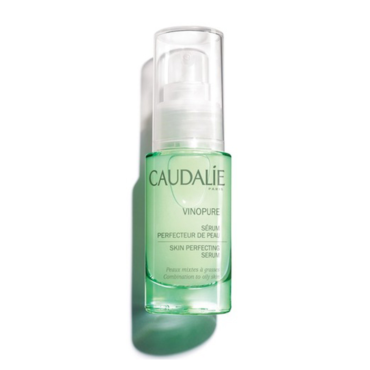 Сыворотка длясужения пор Vinopure Skin Perfecting Serum, Caudalie