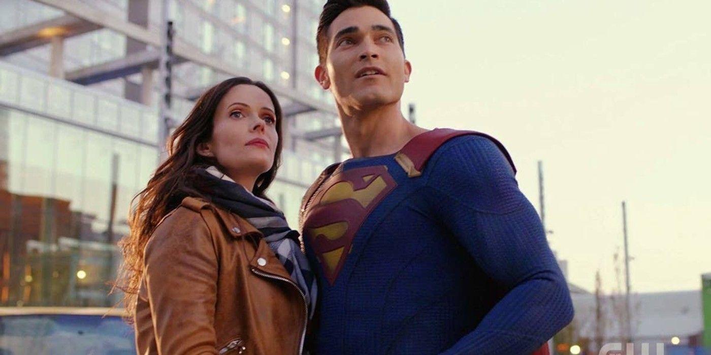 супермен илоис сериал