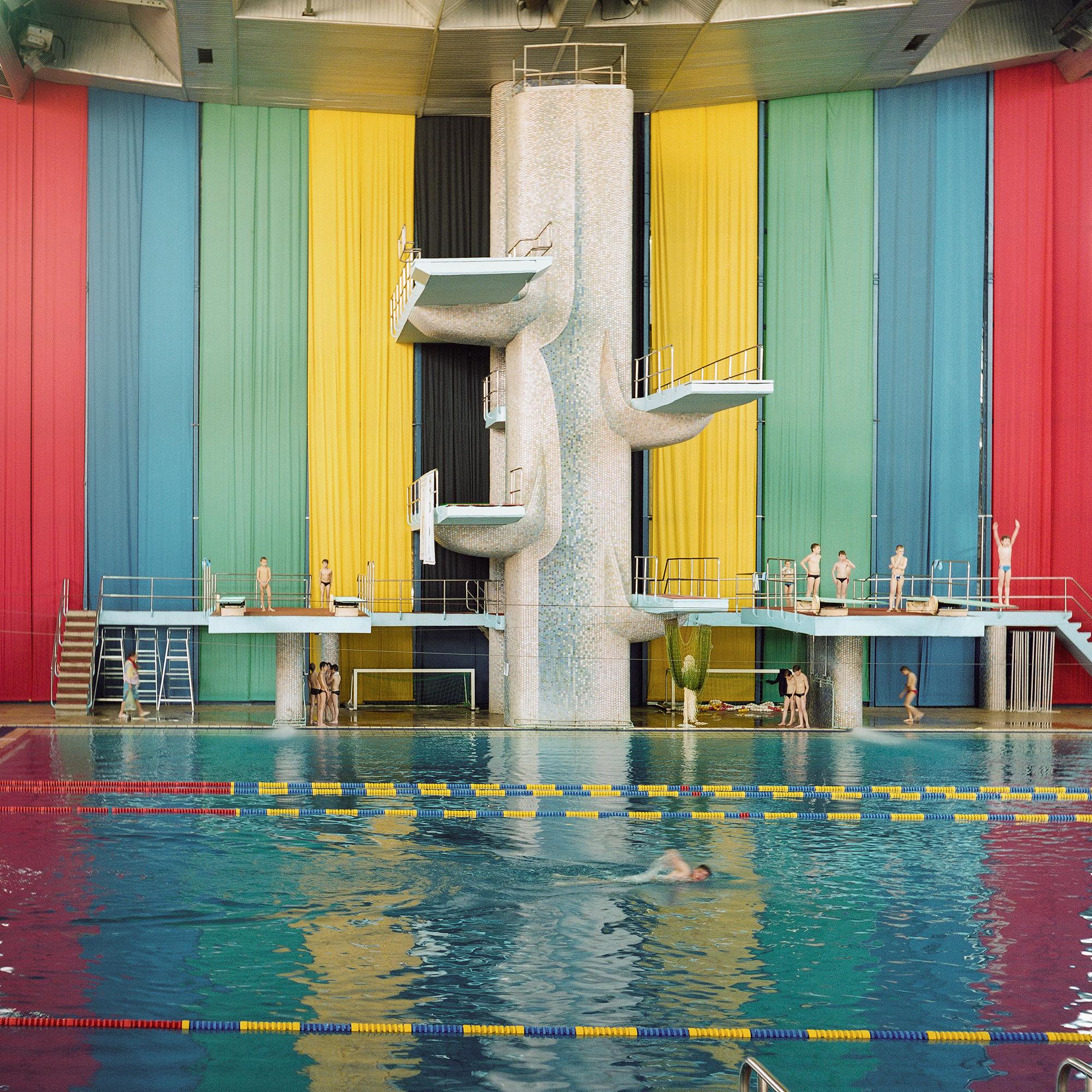 """О работе: Изпроекта """"Олимпиада-80""""Год: 2011Техника: пигментная печатьРазмер: 50 x 50 смТираж: –Эстимейт: 60000 руб"""