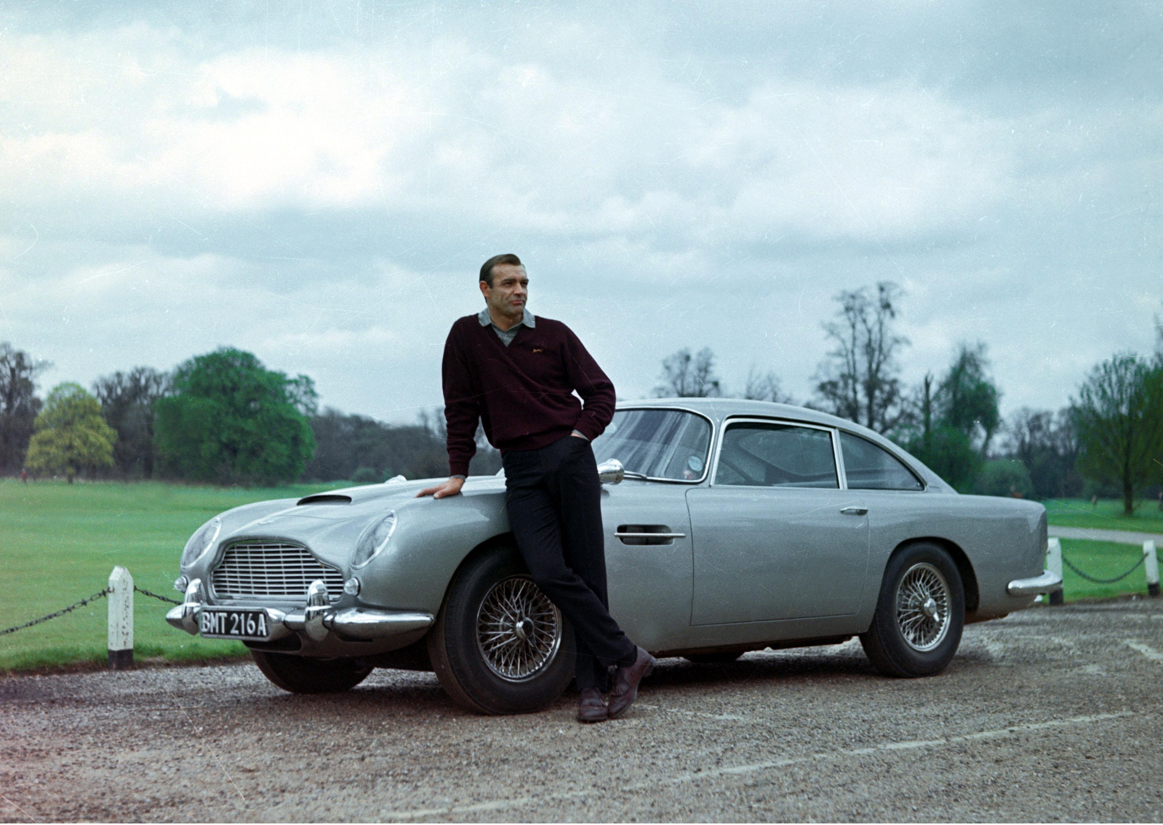 1964, Голдфингер (Goldfinger)