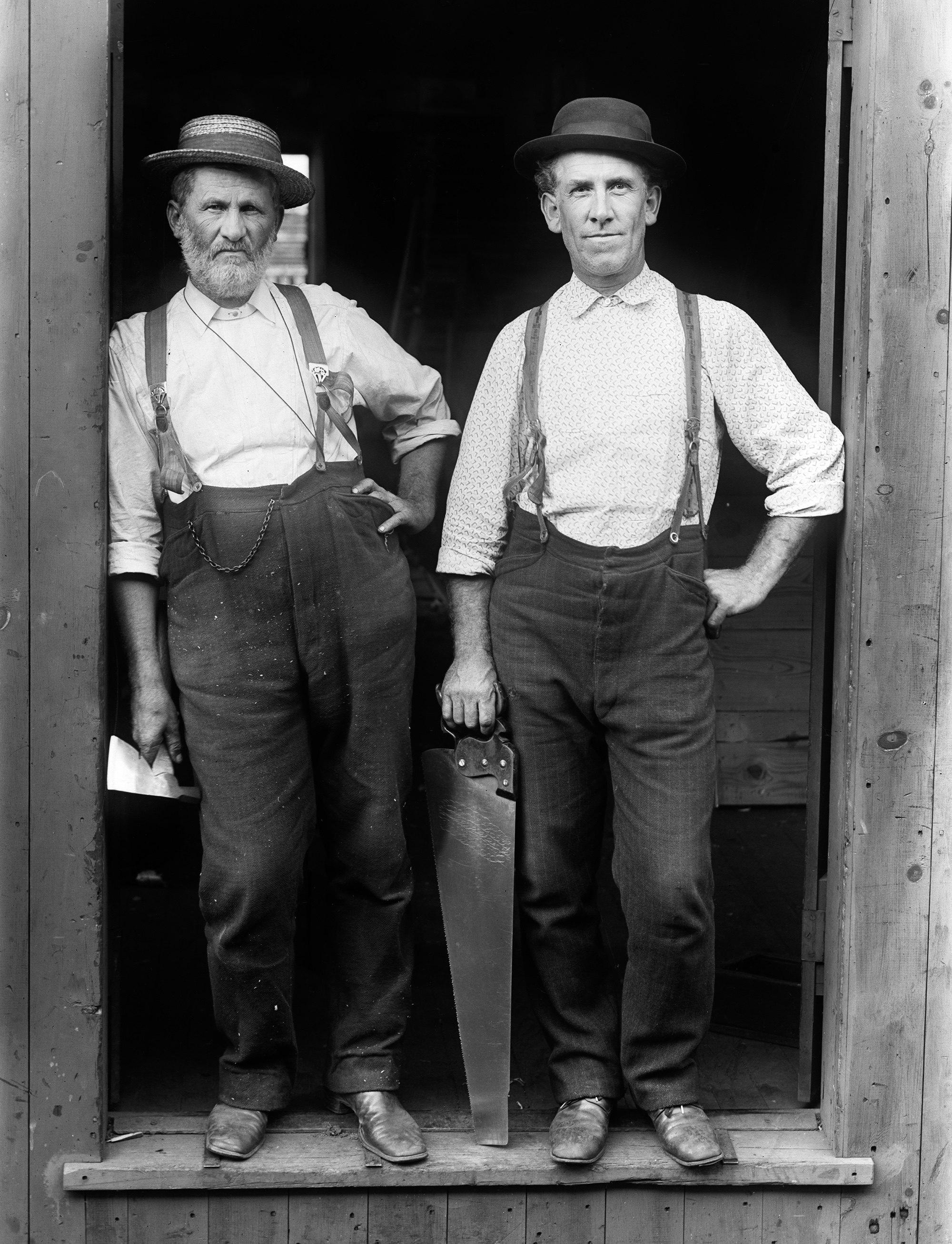 Рабочие в1890-1895 годах