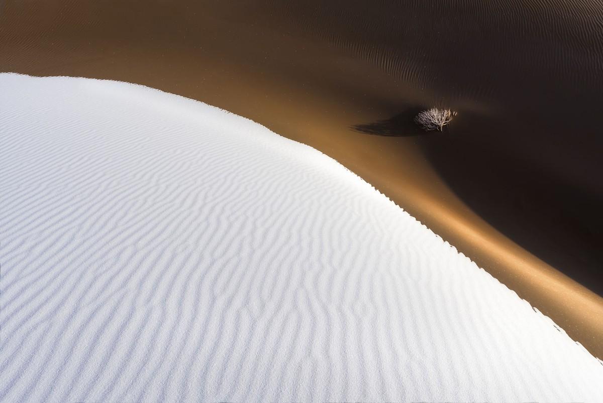 Пустыня Бадын-Джаран, Китай