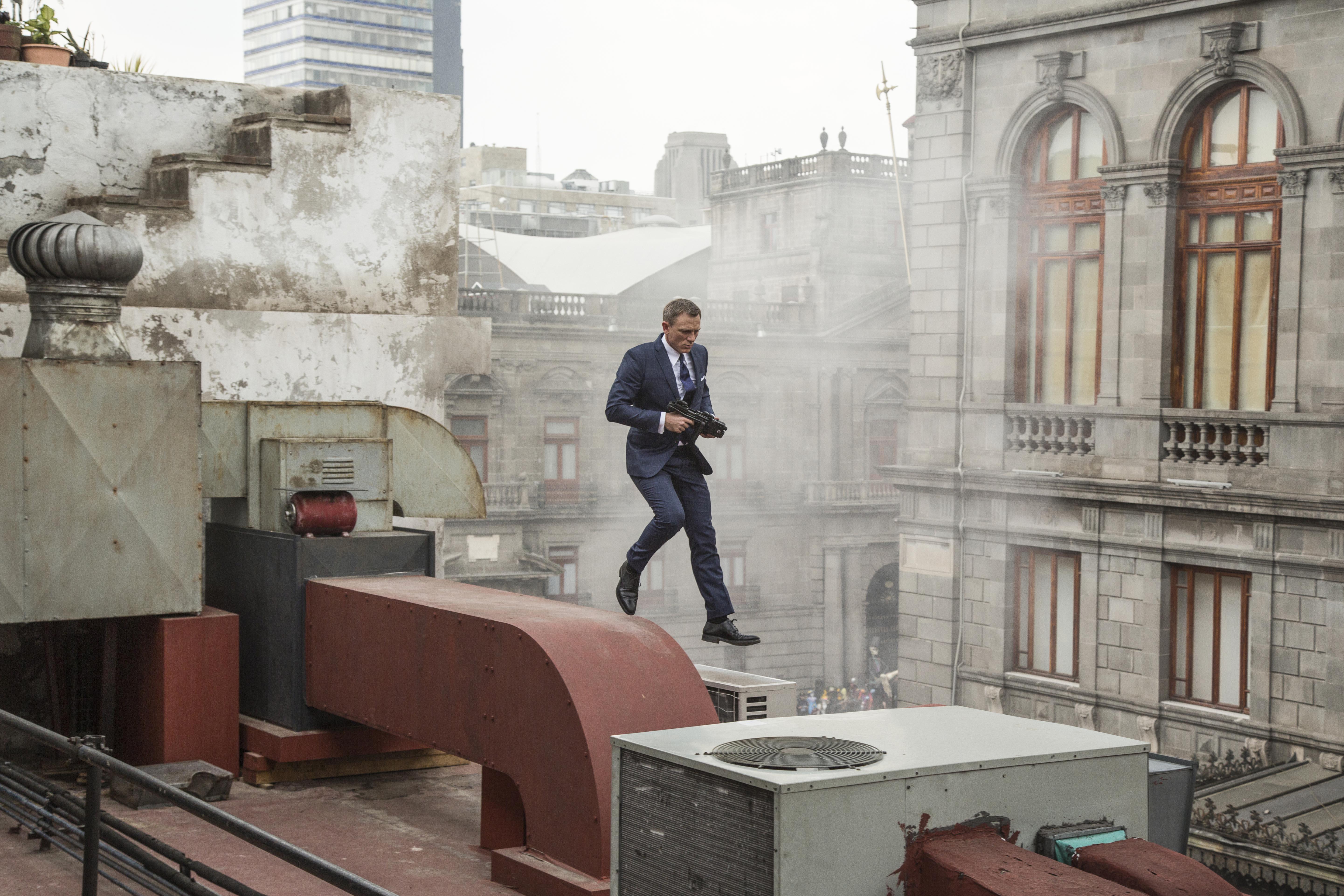 2015, 007: Спектр (Spectre)