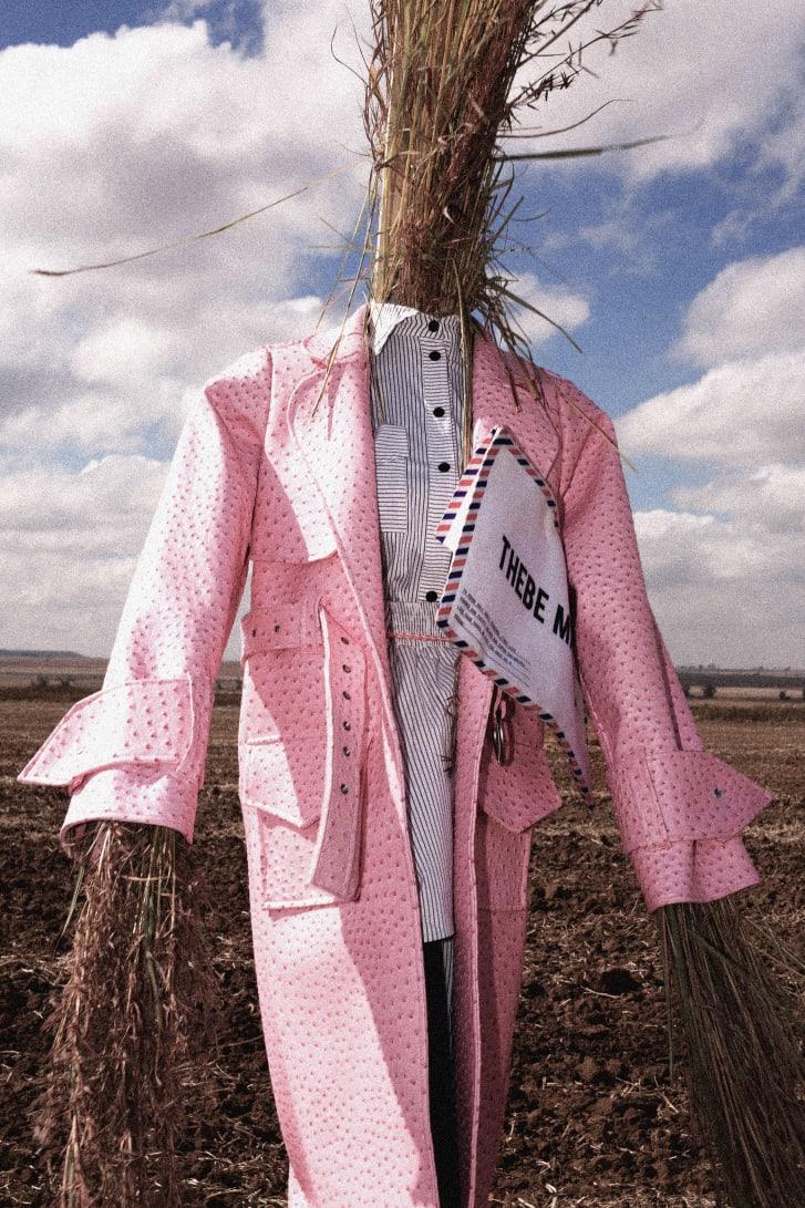Thebe Magugu: коллекция, посвященная гендеру