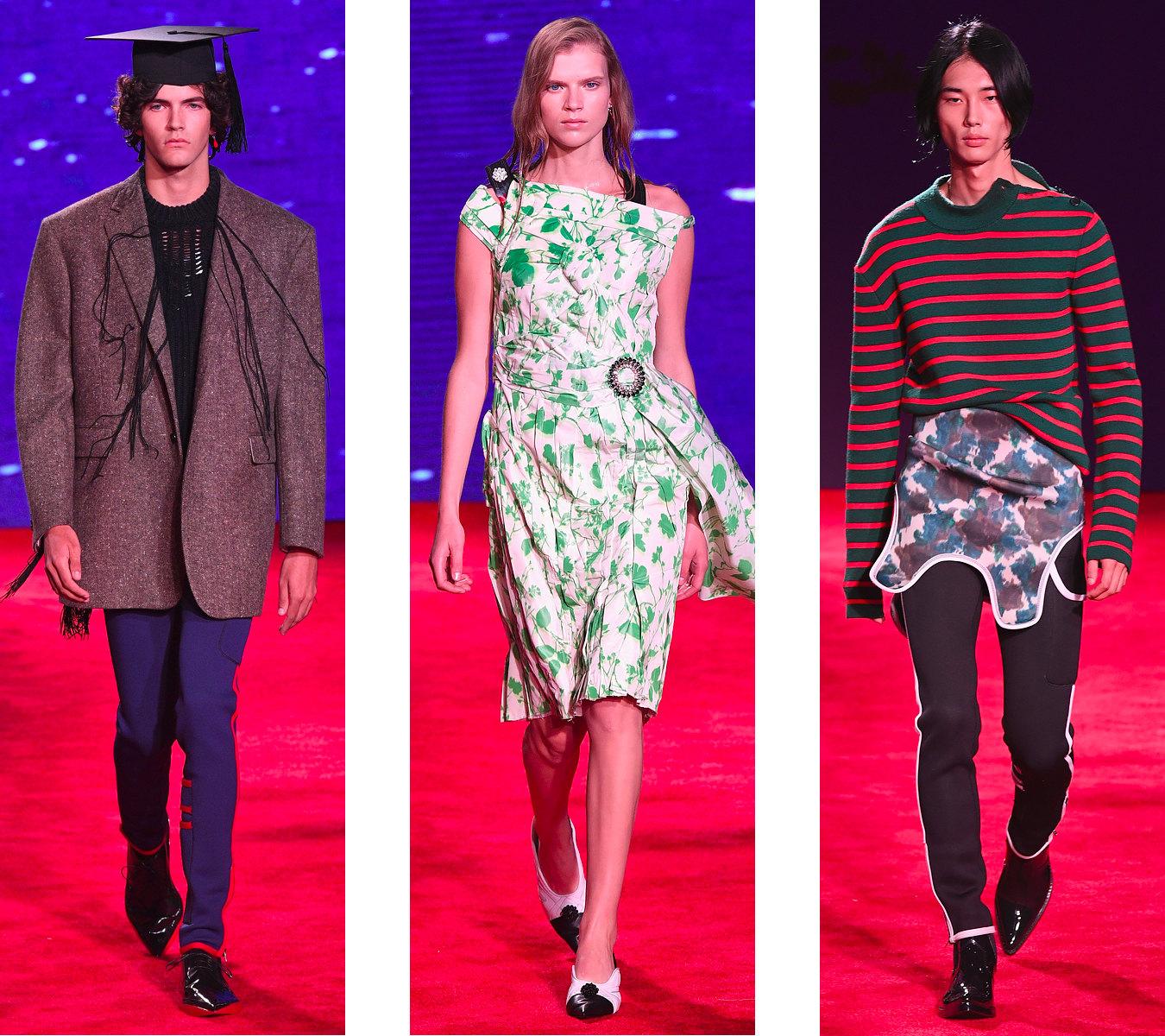 Calvin Klein 205W39NYC весна-лето 2019