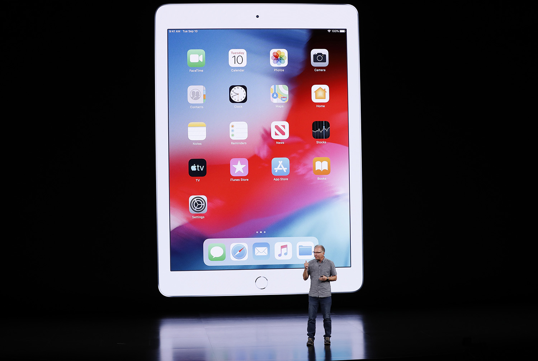 Грег Джозвиак, вице-президент Apple попродуктовому маркетингу