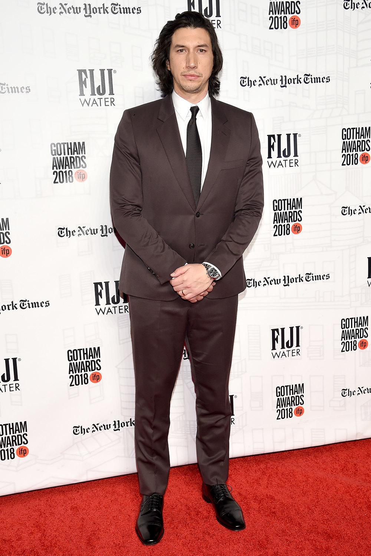 Адам Драйвер Gotham Independent Film Awards 2018
