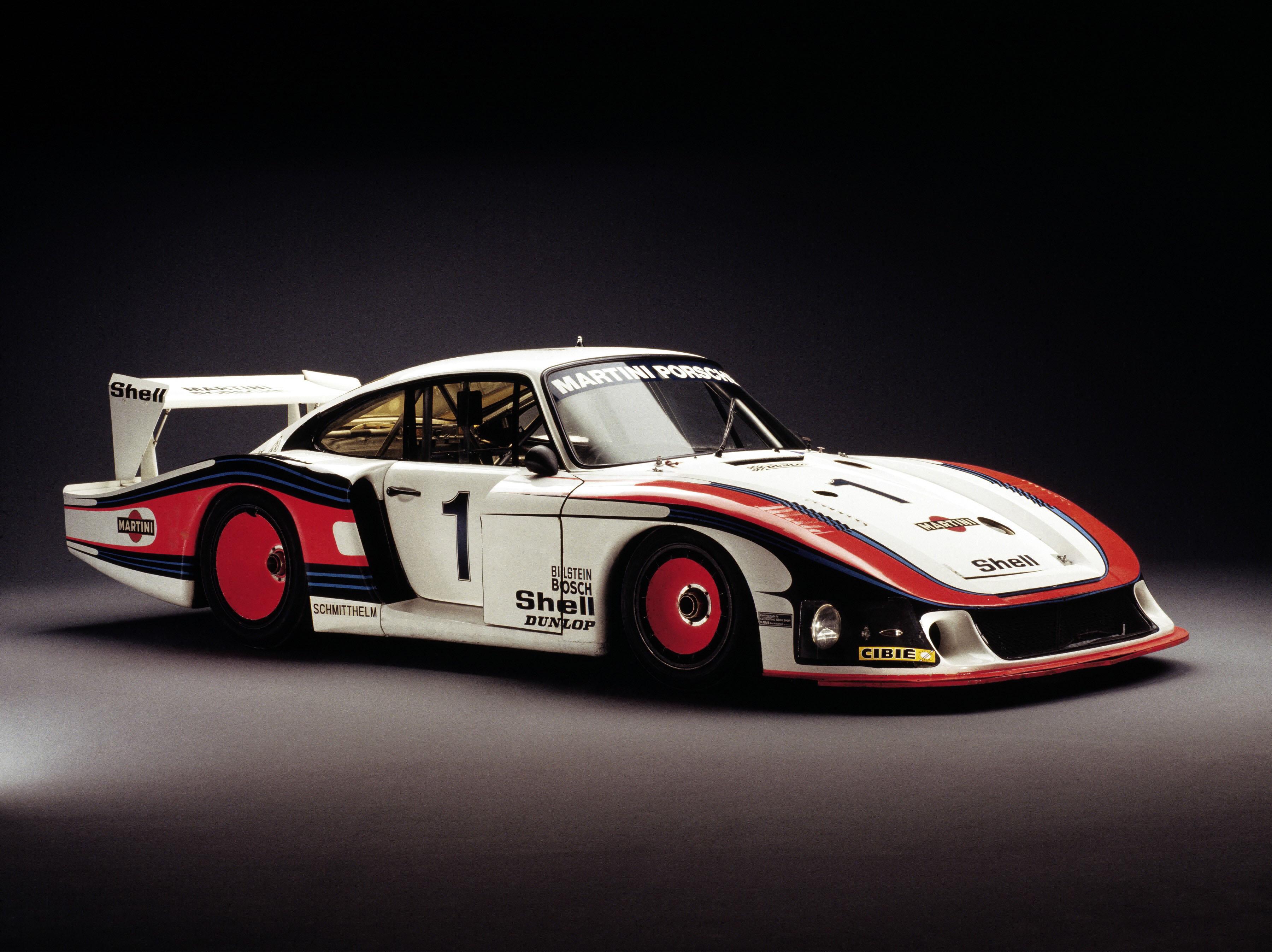 Porsche 935, «Моби Дик», 1978 год выпуска