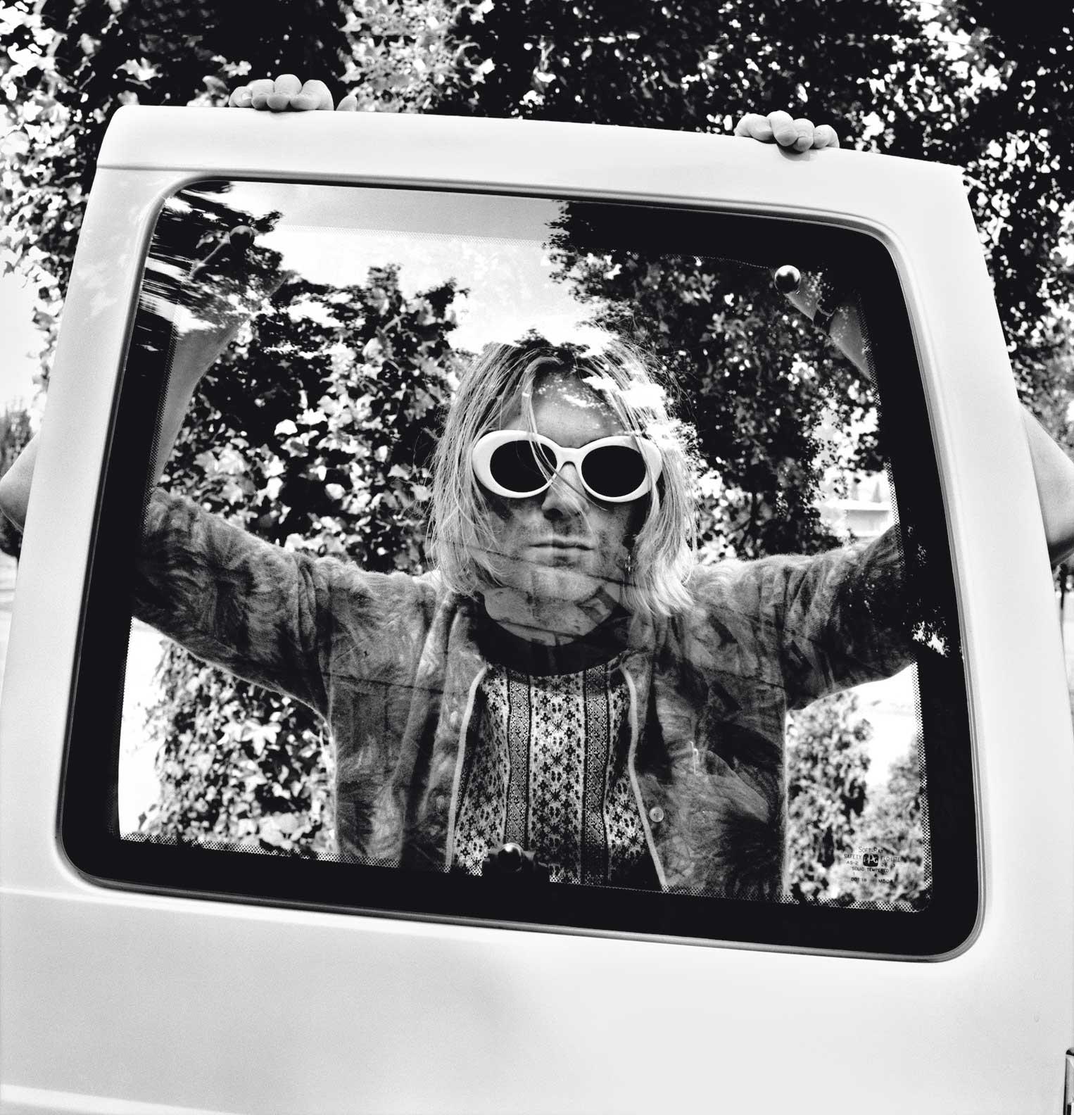 Курт Кобейн, Сиэтл, 1993