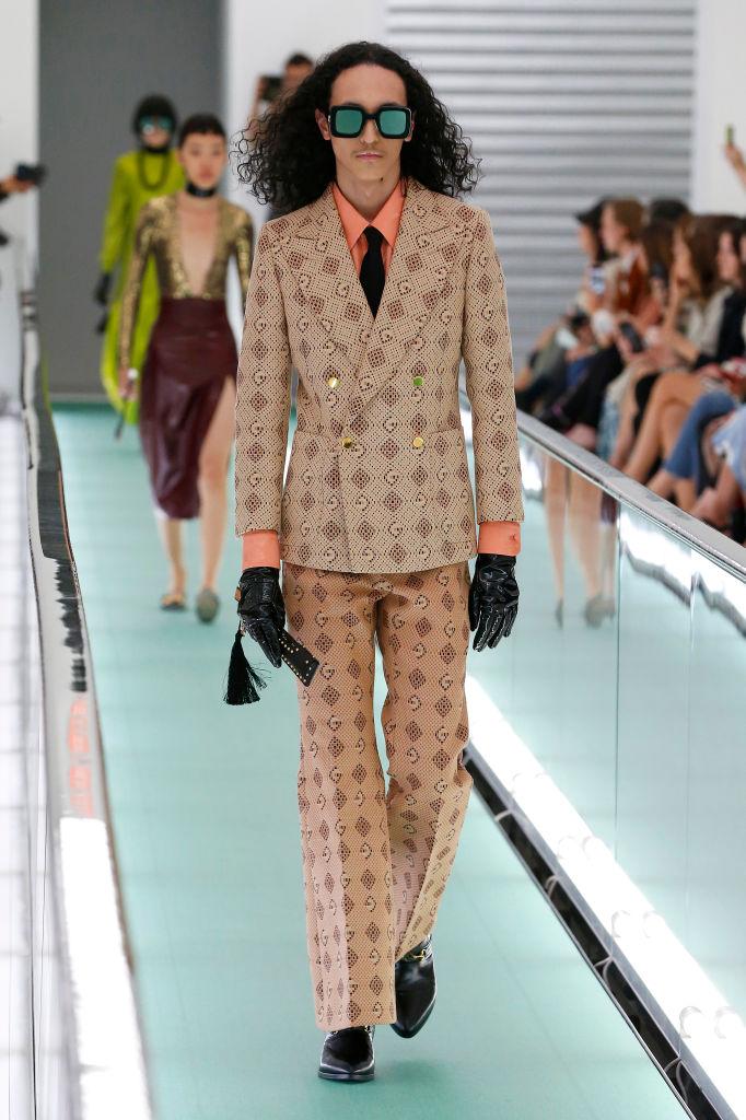 Gucci весна-лето 2020