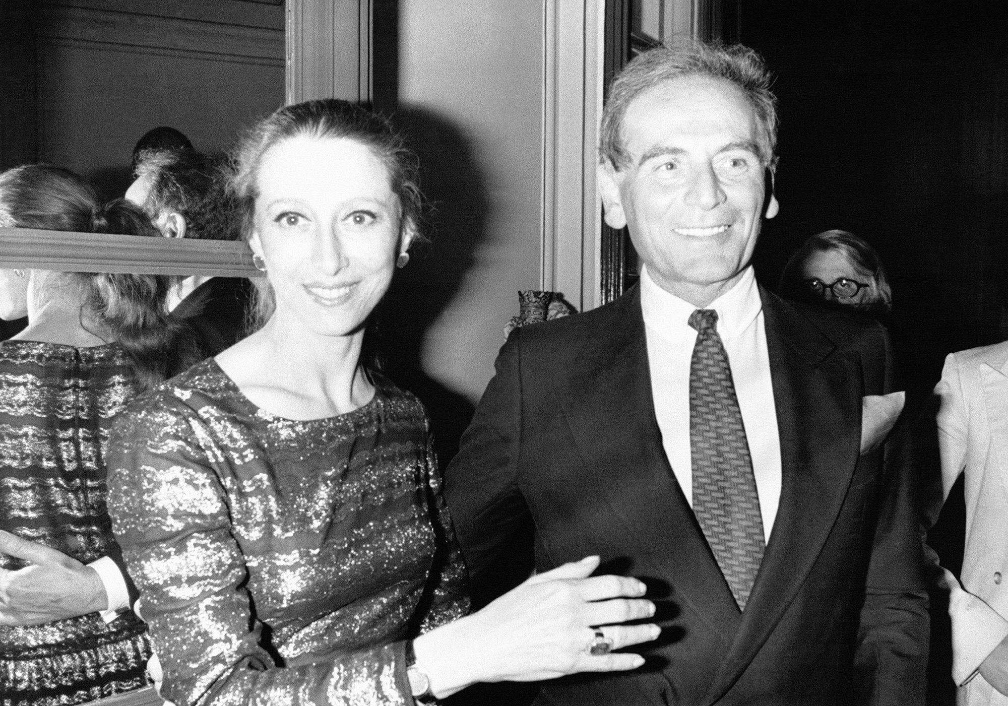Майя Плисецкая иПьер Карден, 1971