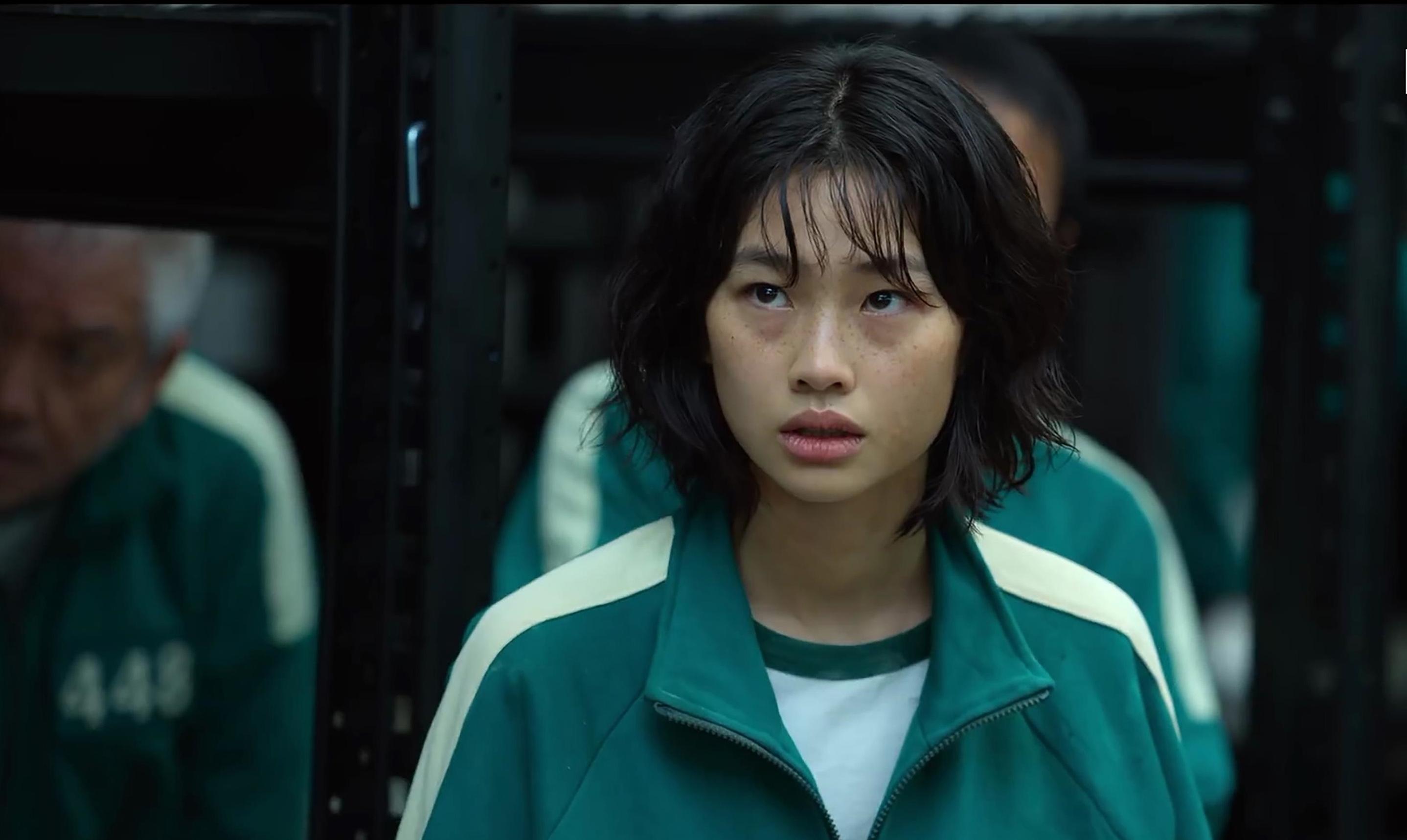 Актриса Хо Ен Чон вроли беженки изСеверной Кореи