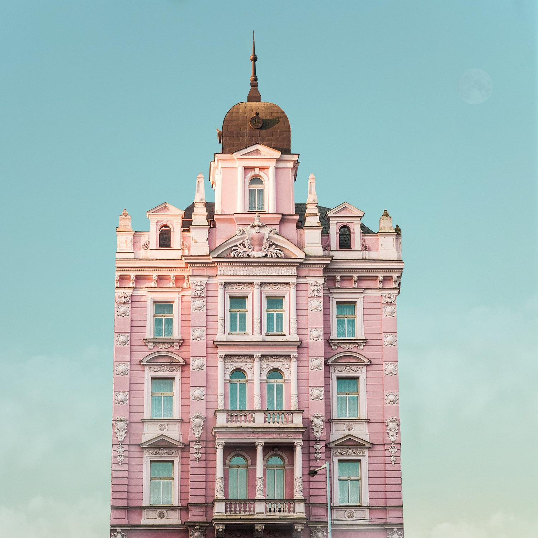 Отель вПраге, Чехия