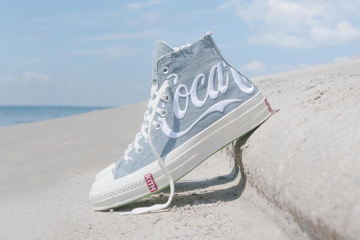 KITH x Coca-Cola x Converse Chuck 70 (массовый релиз 2019 года)