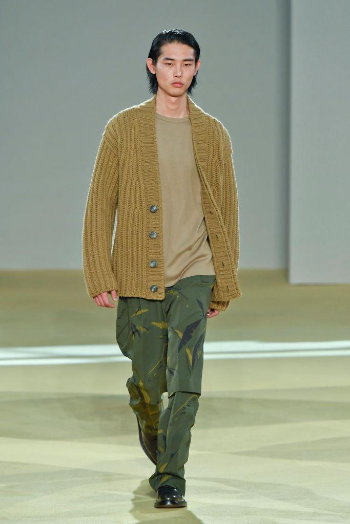 Salvatore Ferragamo осень-зима 2020