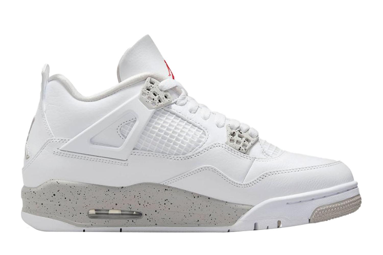 """Nike Air Jordan 4 """"Tech White"""""""