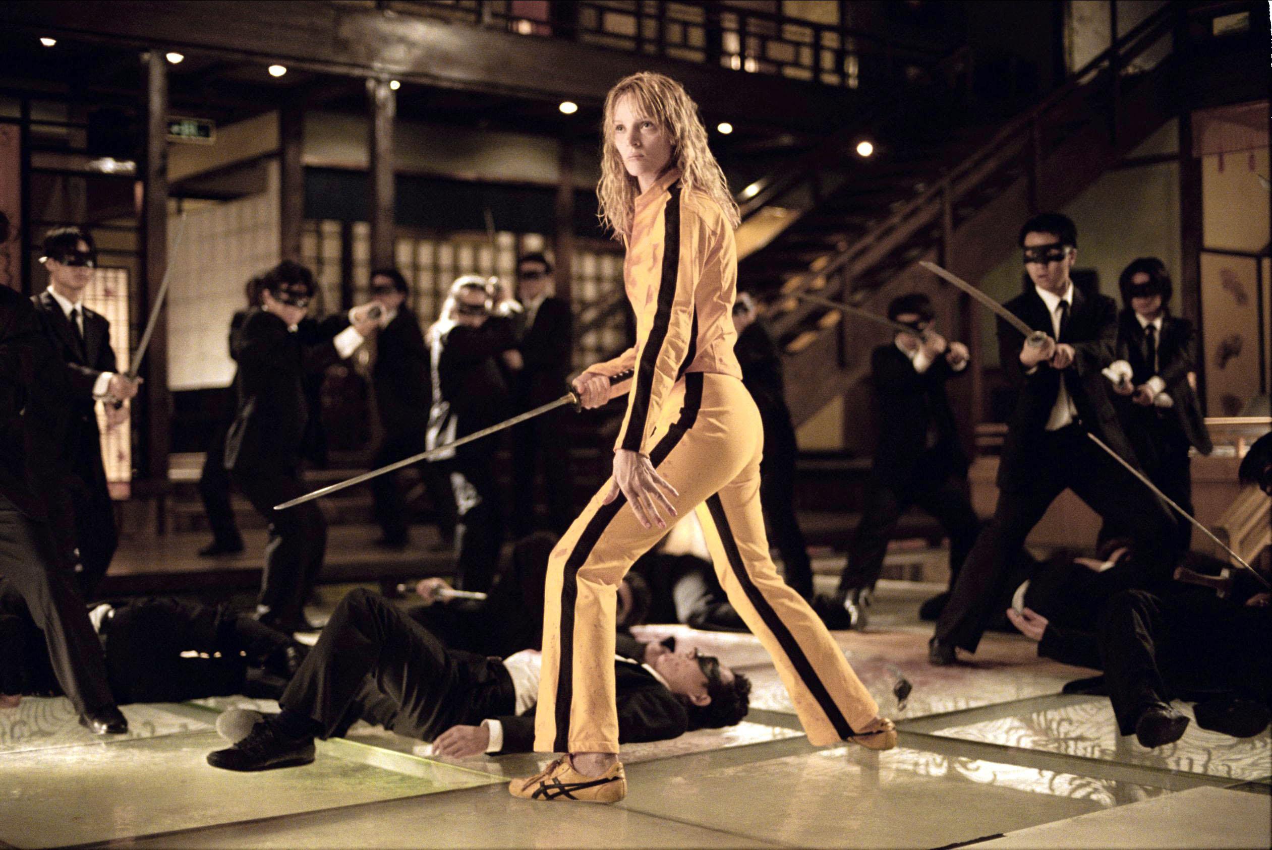 «Убить Билла», 2003