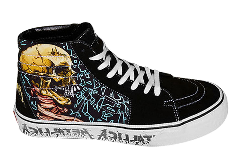 Metallica x Vans Sk8-Hi