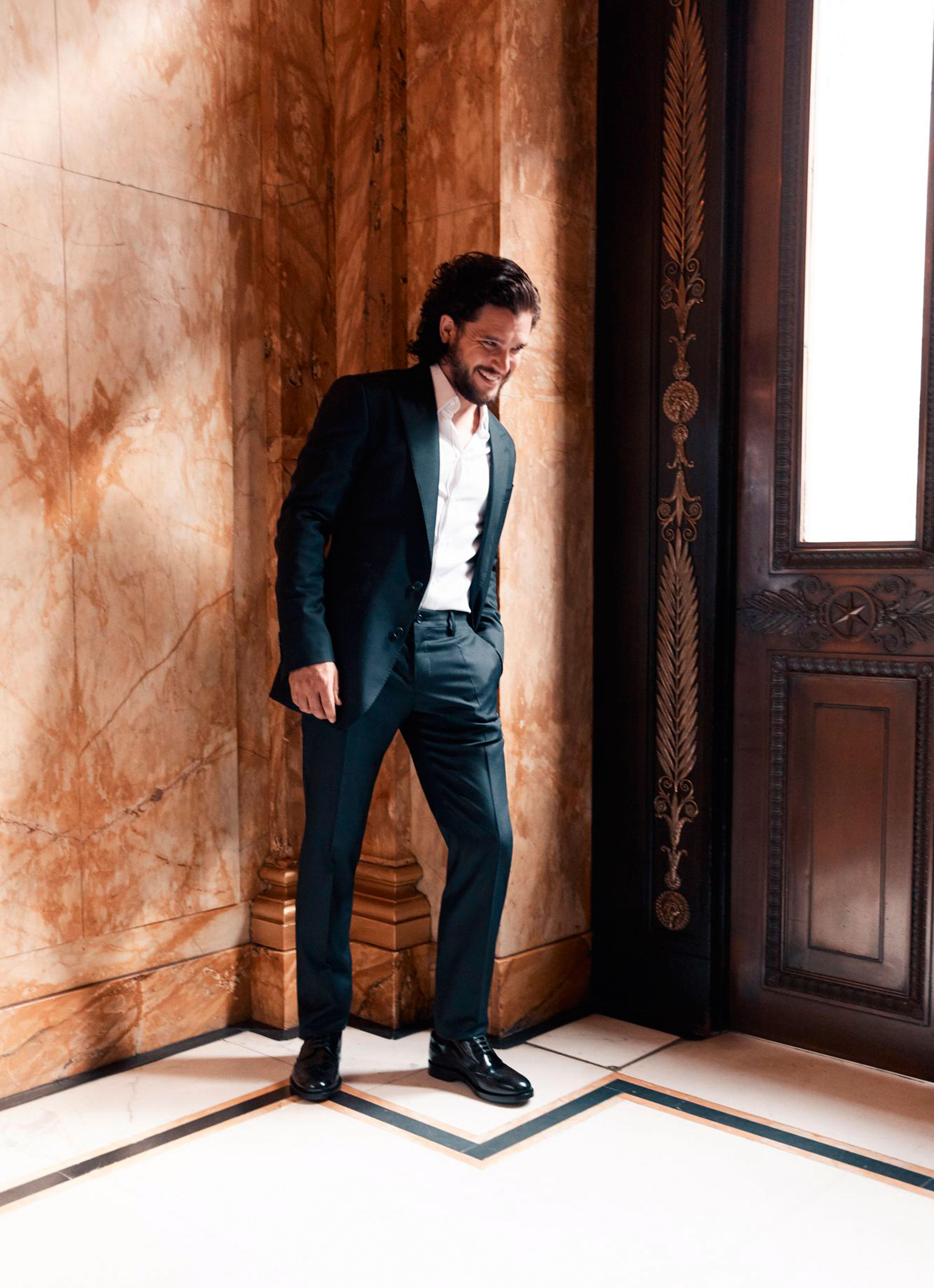 Костюм, рубашка, дерби, все Dolce&Gabbana
