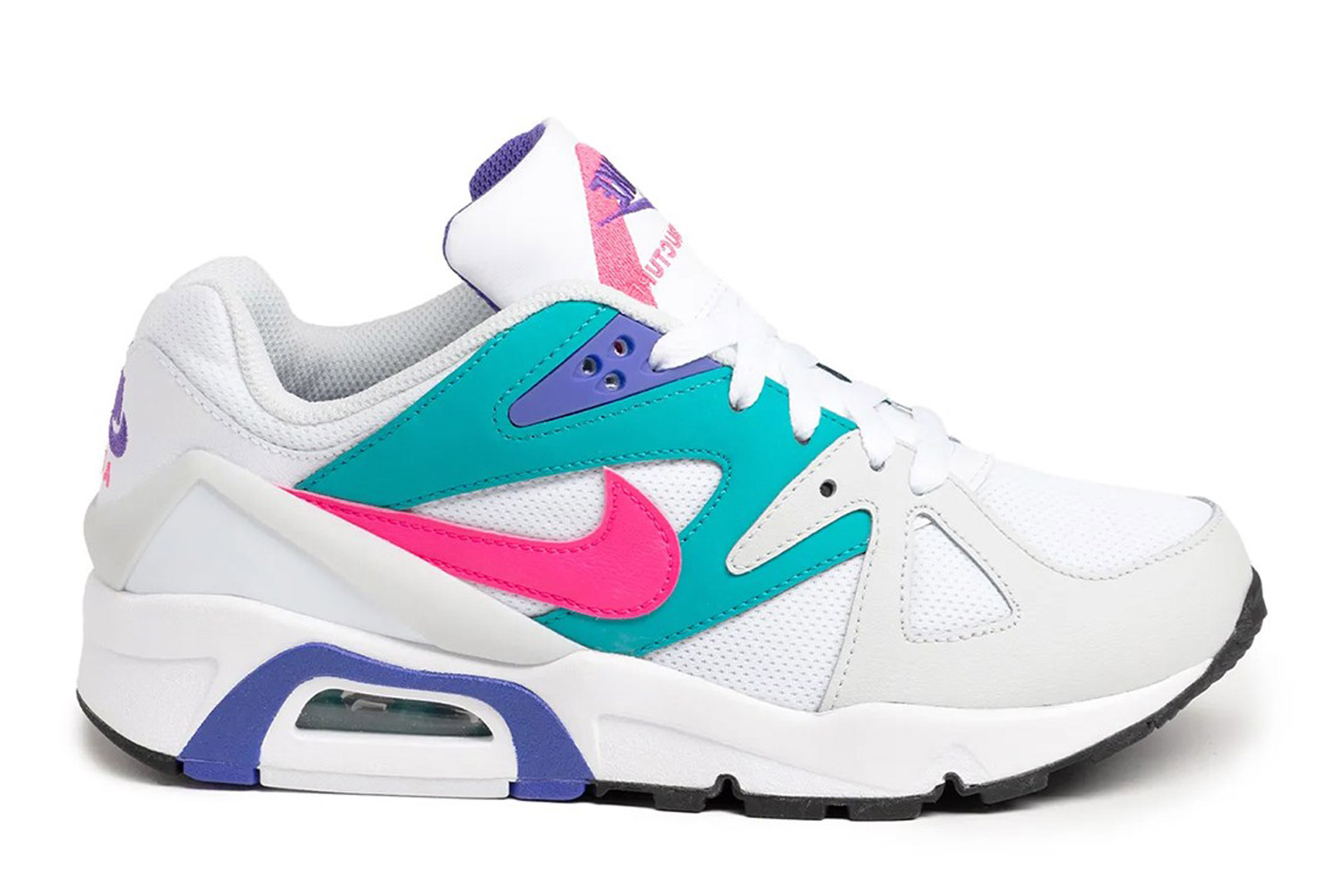 """Nike Air Structure """"White/Hyper Pink"""""""