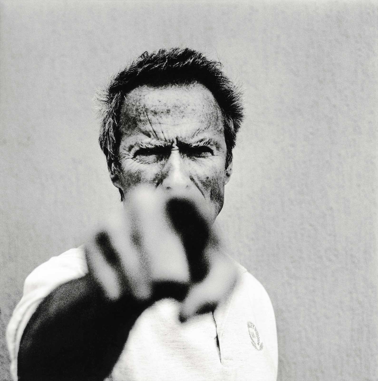 Клинт Иствуд, Канны, 1994.