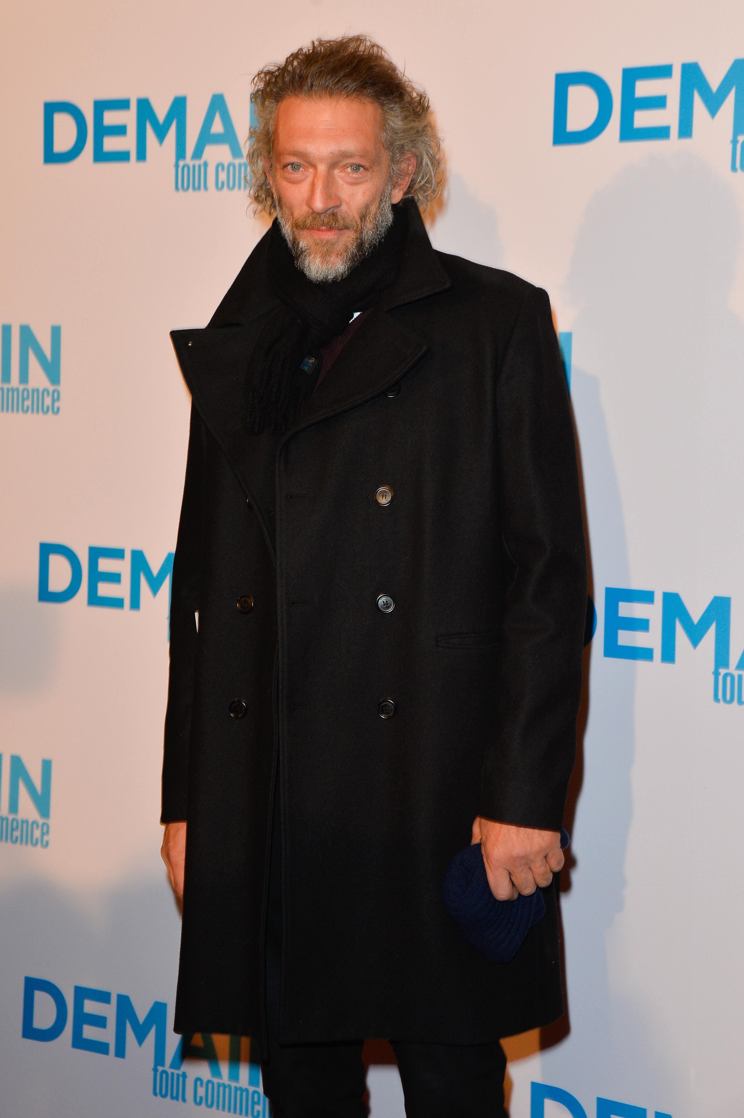 Vincent Cassel - Avant Premiиre Du Film