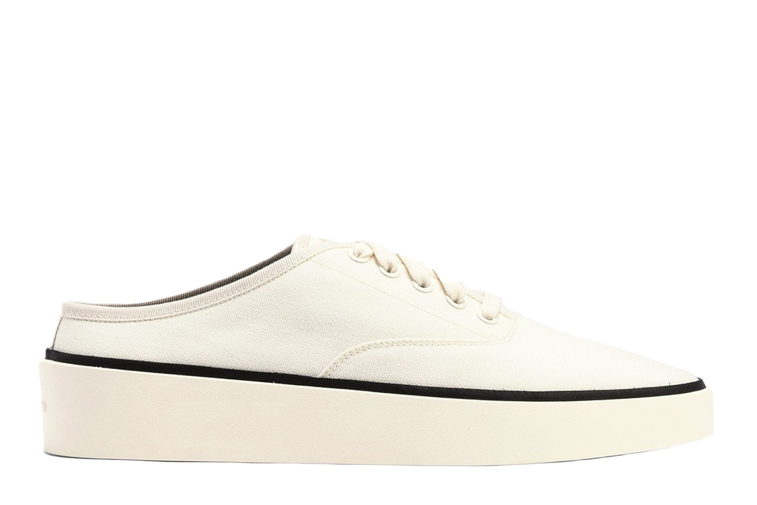 Fear of God Canvas 101 Backless Sneaker, $498