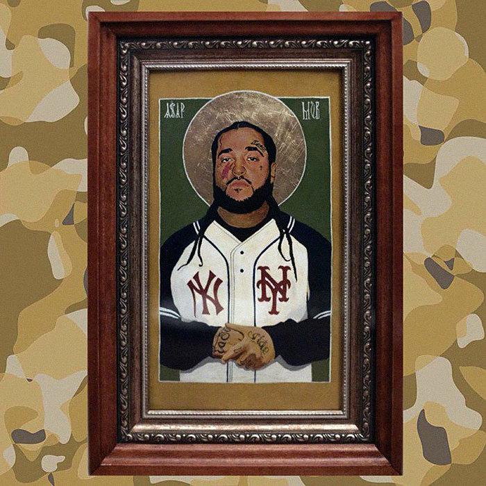 Икона A$AP Yams