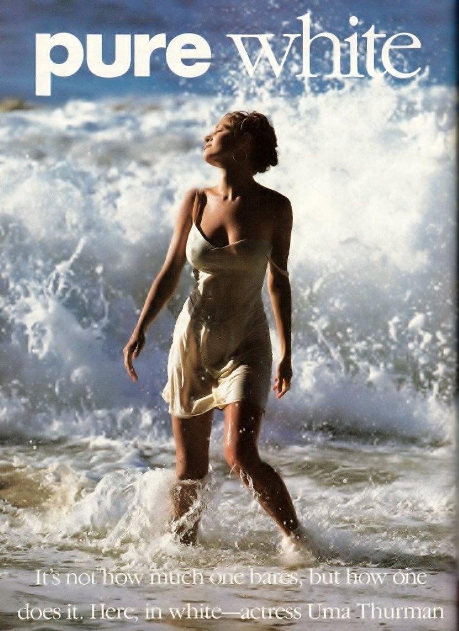 Vogue US, апрель 1989