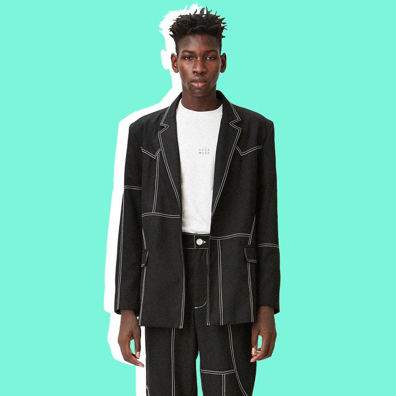 Костюм (пиджак ибрюки), $1285