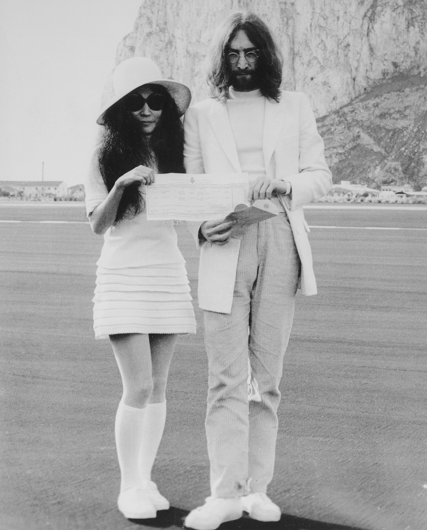 Йоко Оно иДжон Леннон, 1969