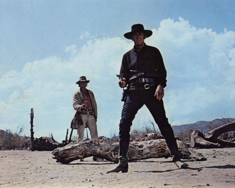 Henry Fonda & Charles Bronson