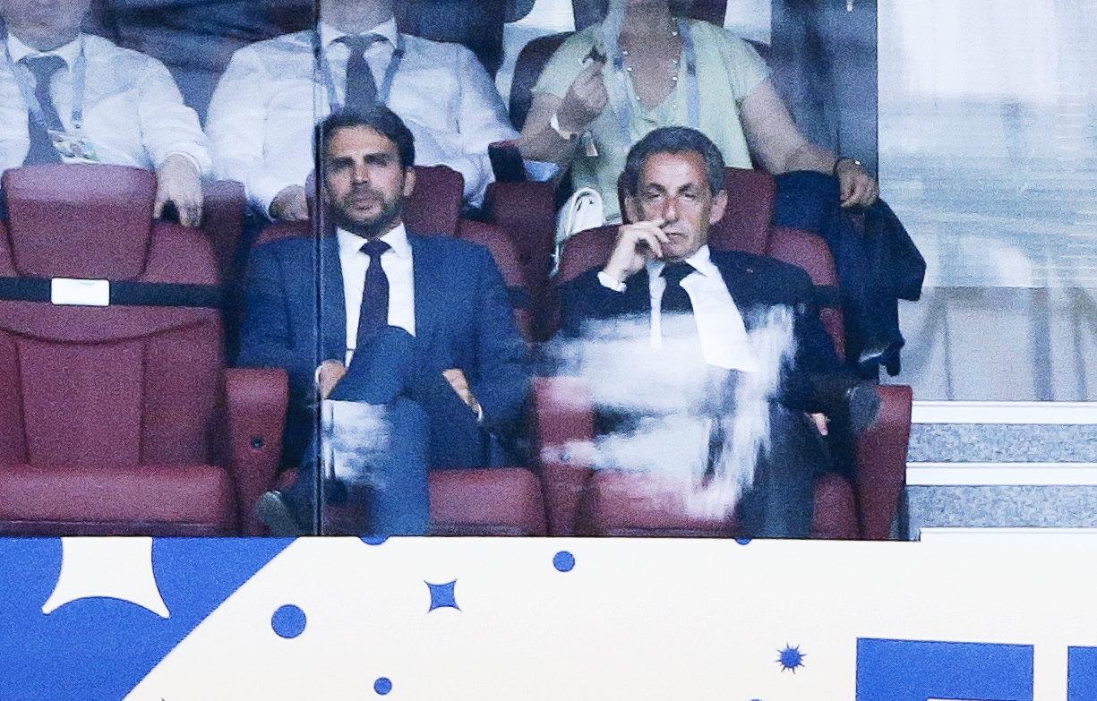 Бывший президент Франции Николя Саркози