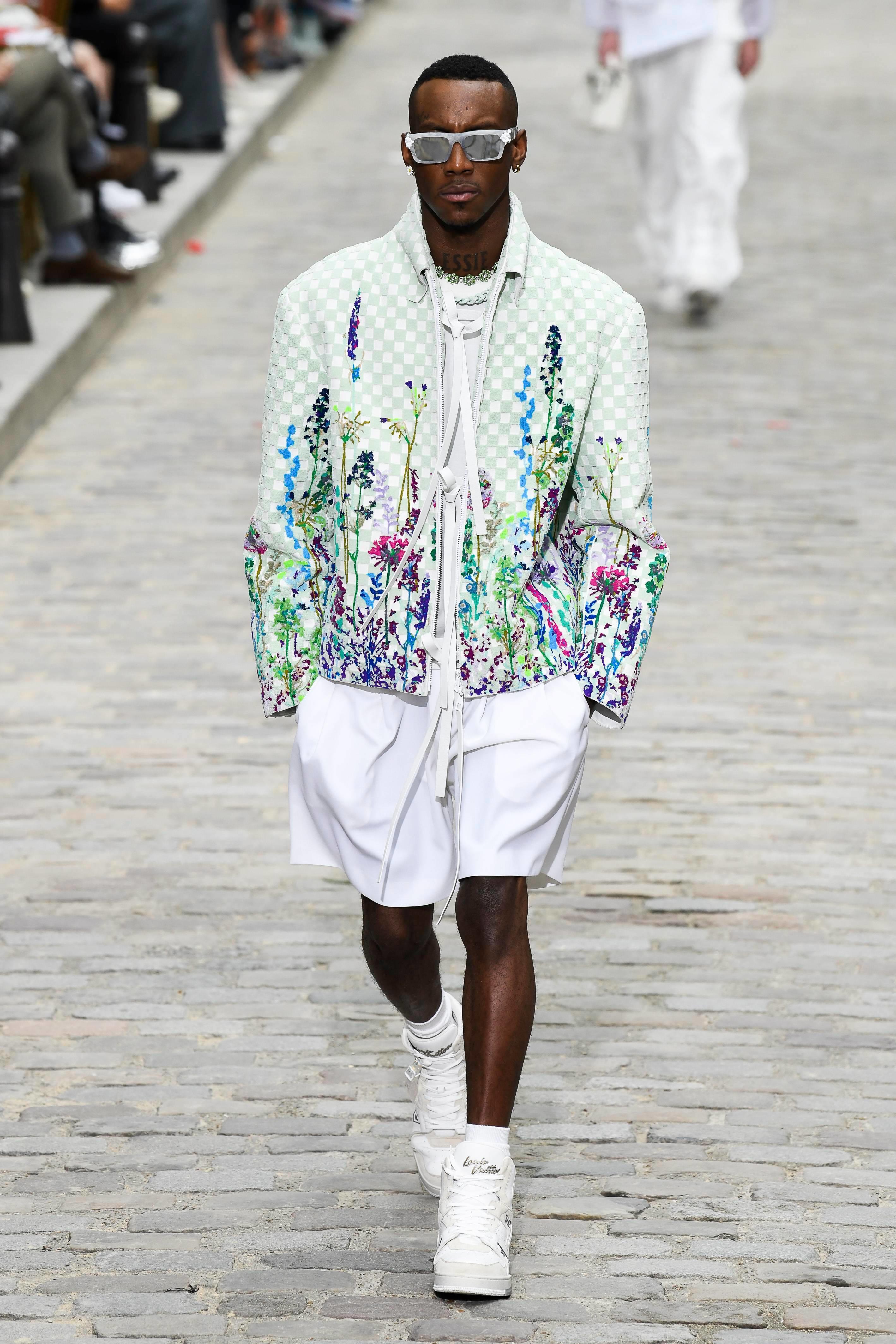 Louis Vuitton весна-лето 2020
