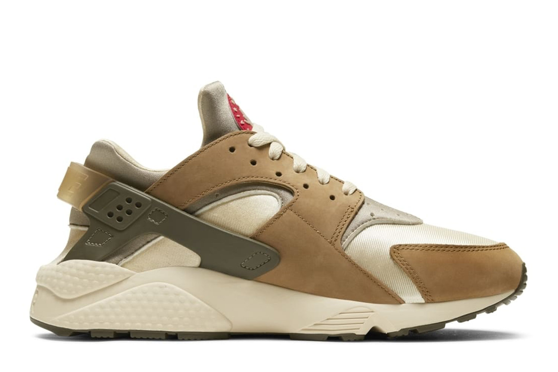 Stüssy x Nike Air Huarache LE