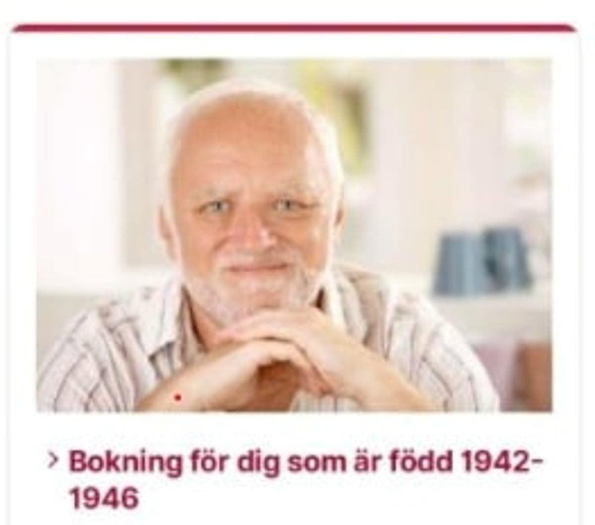 Призыв привиться откоронавируса шведам