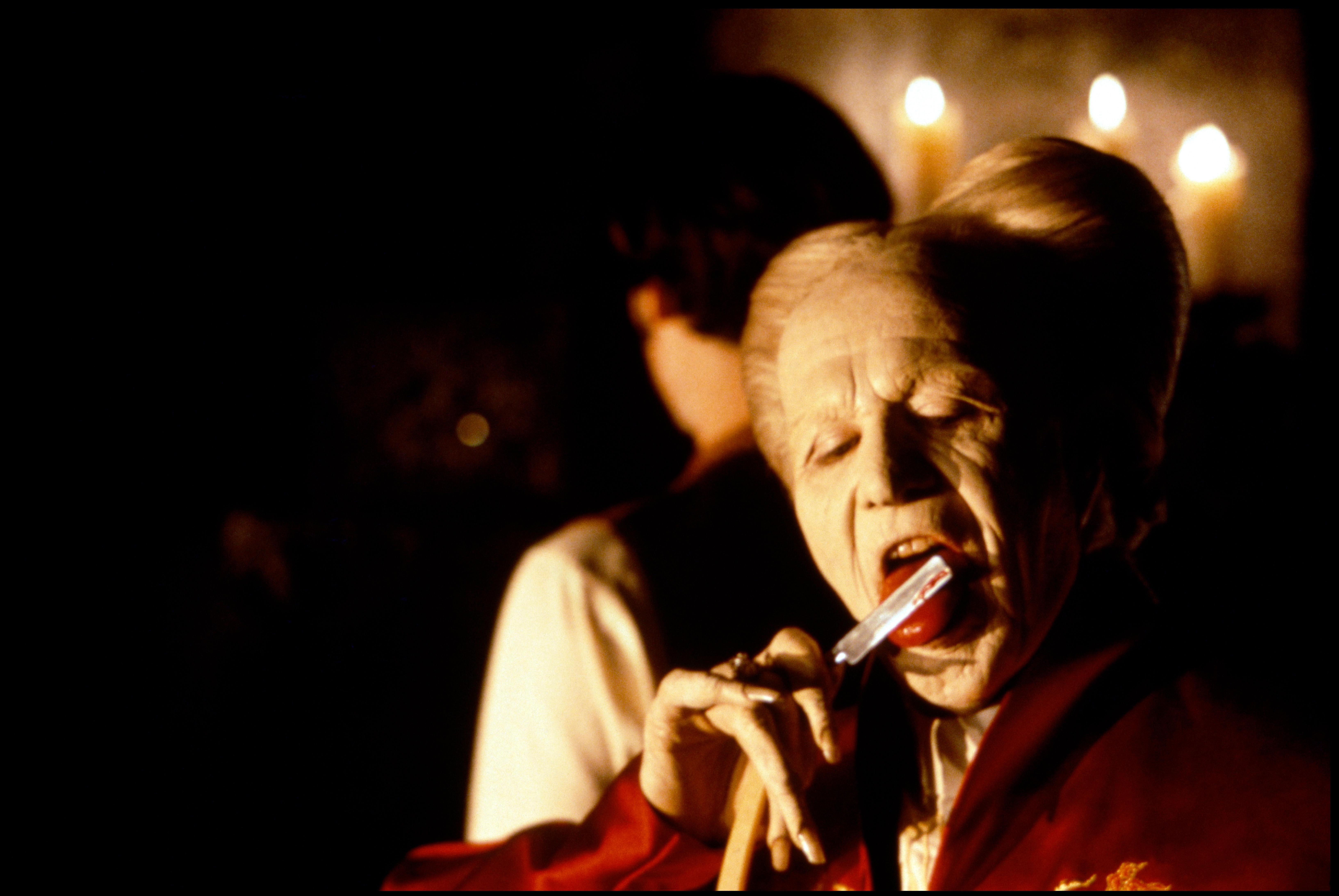 Кадр изфильма «Дракула Брэма Стокера», 1991 год