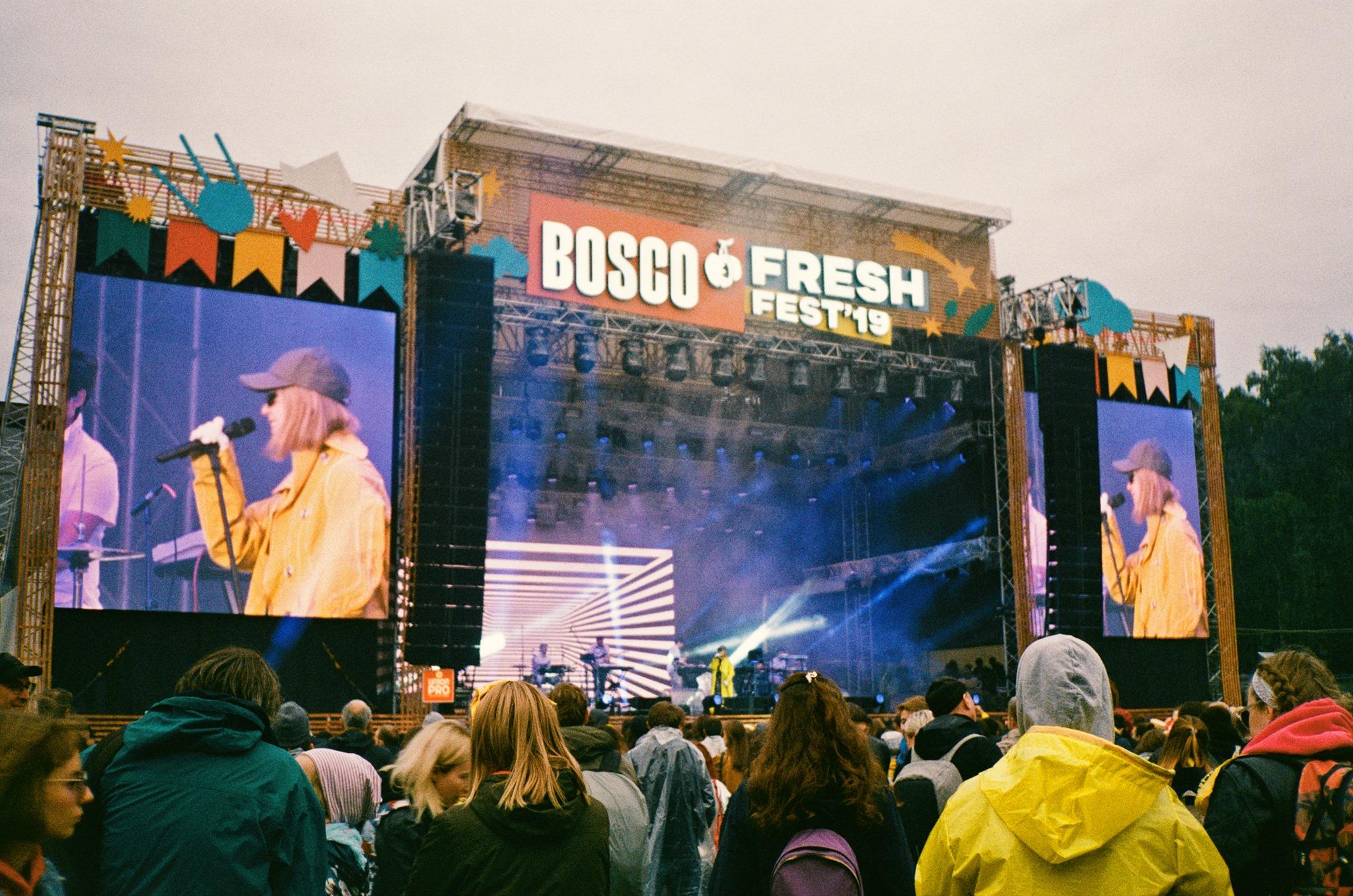 Bosco Fresh Fest 2019
