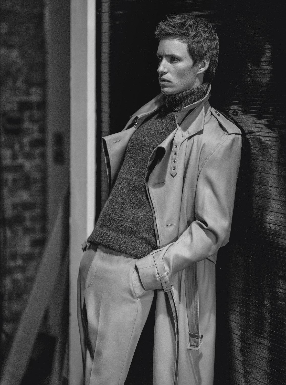 """Пальто ибрюки Burberry; < /br>джемпер Ami"""" title="""