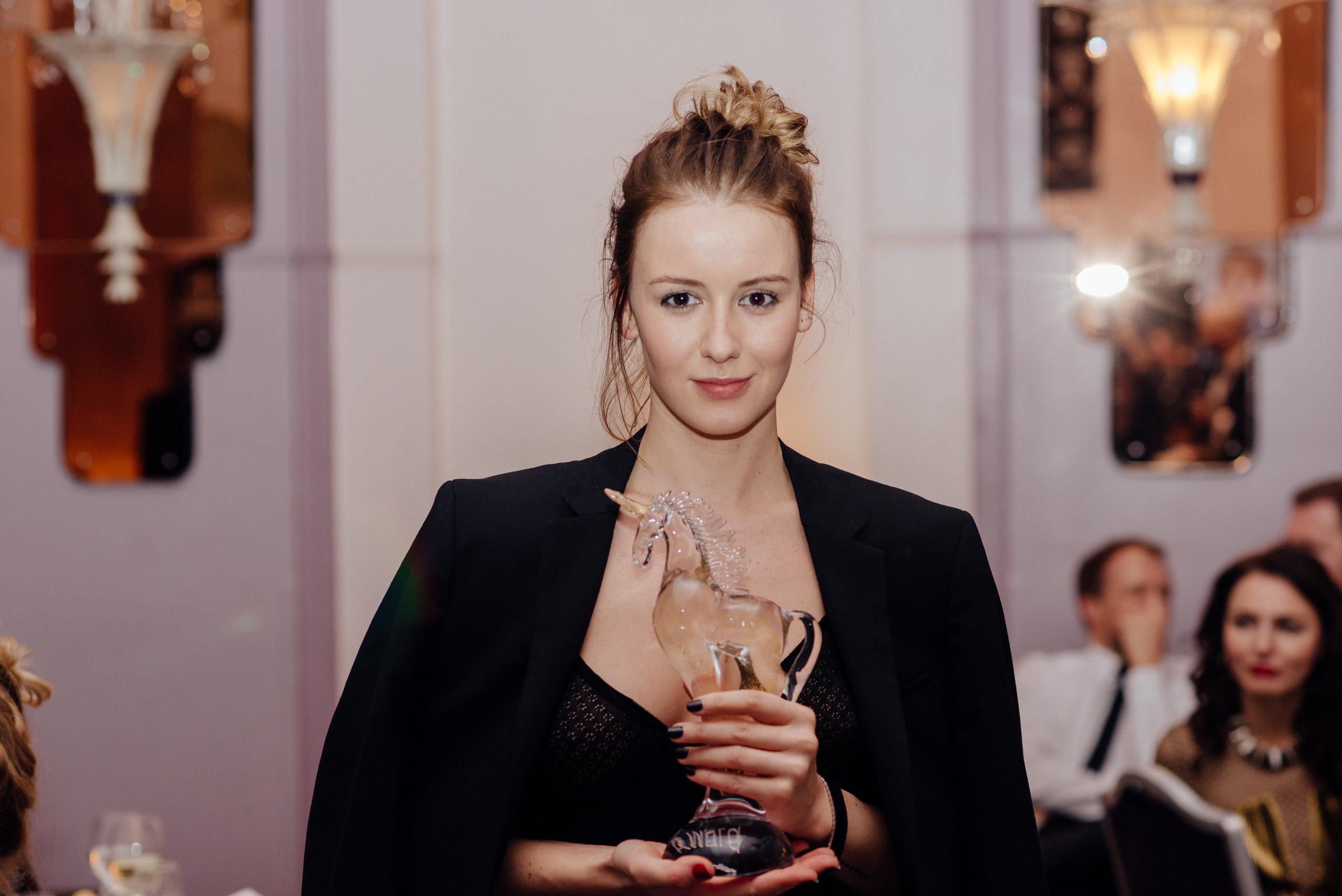 Ирина Старшенбаум наRussian Film Week 2018