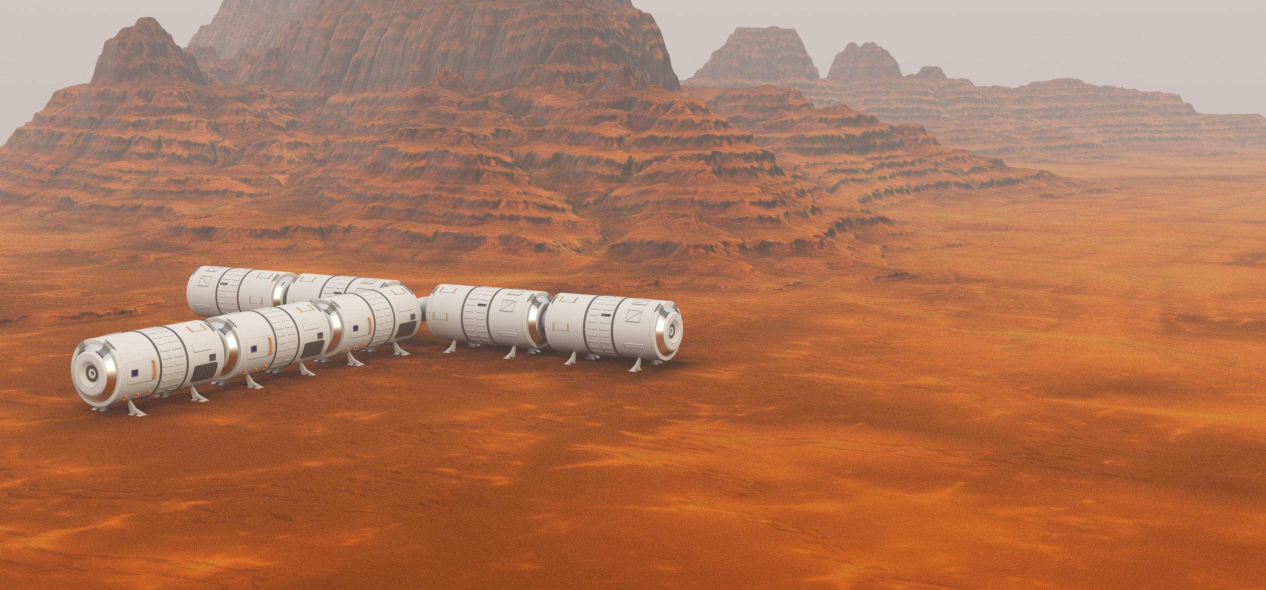 Mars exploration missionКредит: