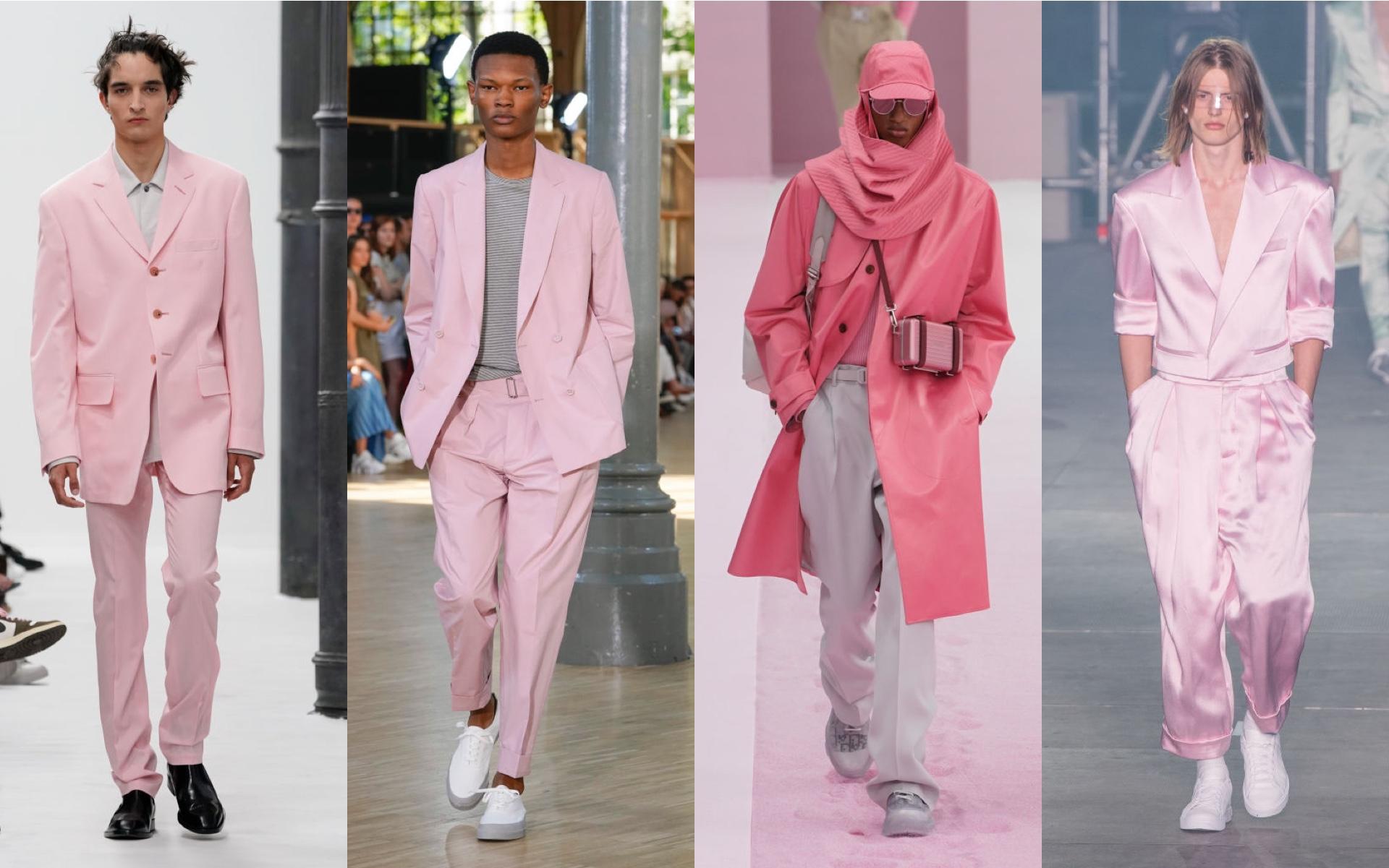 Paul Smith, Officine Générale, Dior, Balmain весна–лето 2020