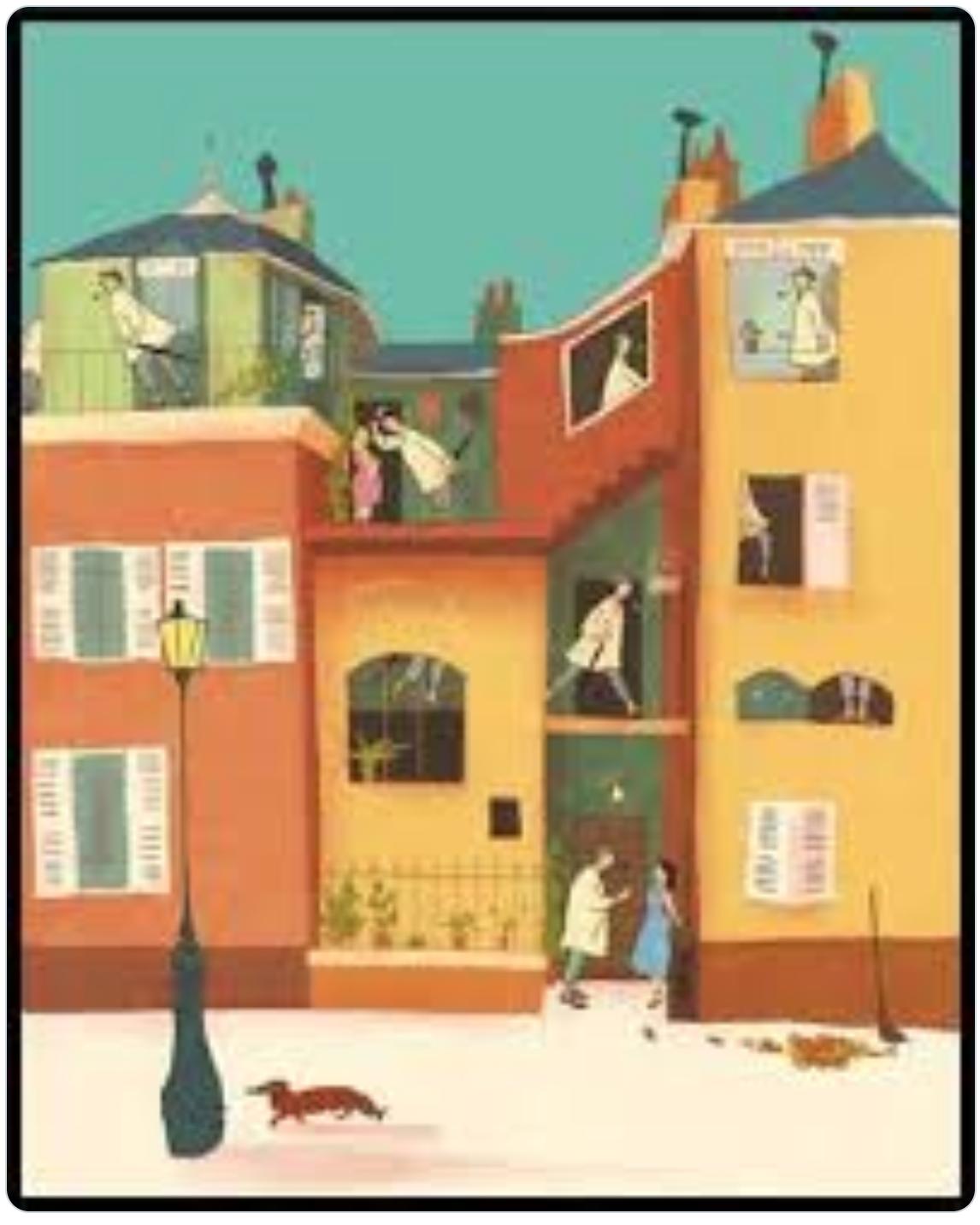 Постер кфильму «Mon Oncle»