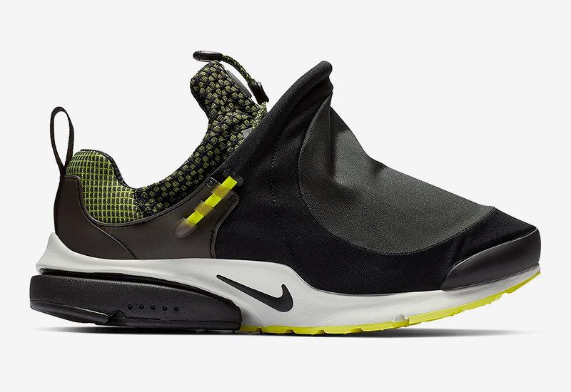 Comme des Garcons Homme Plus x Nike Presto Tent