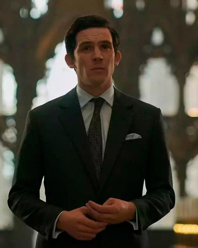 Актер Джош О'Коннор вобраще принца Чарльза.