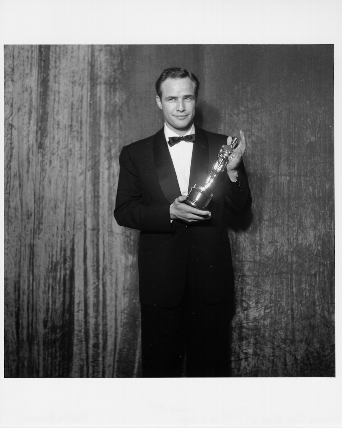 Марлон Брандо, 1955