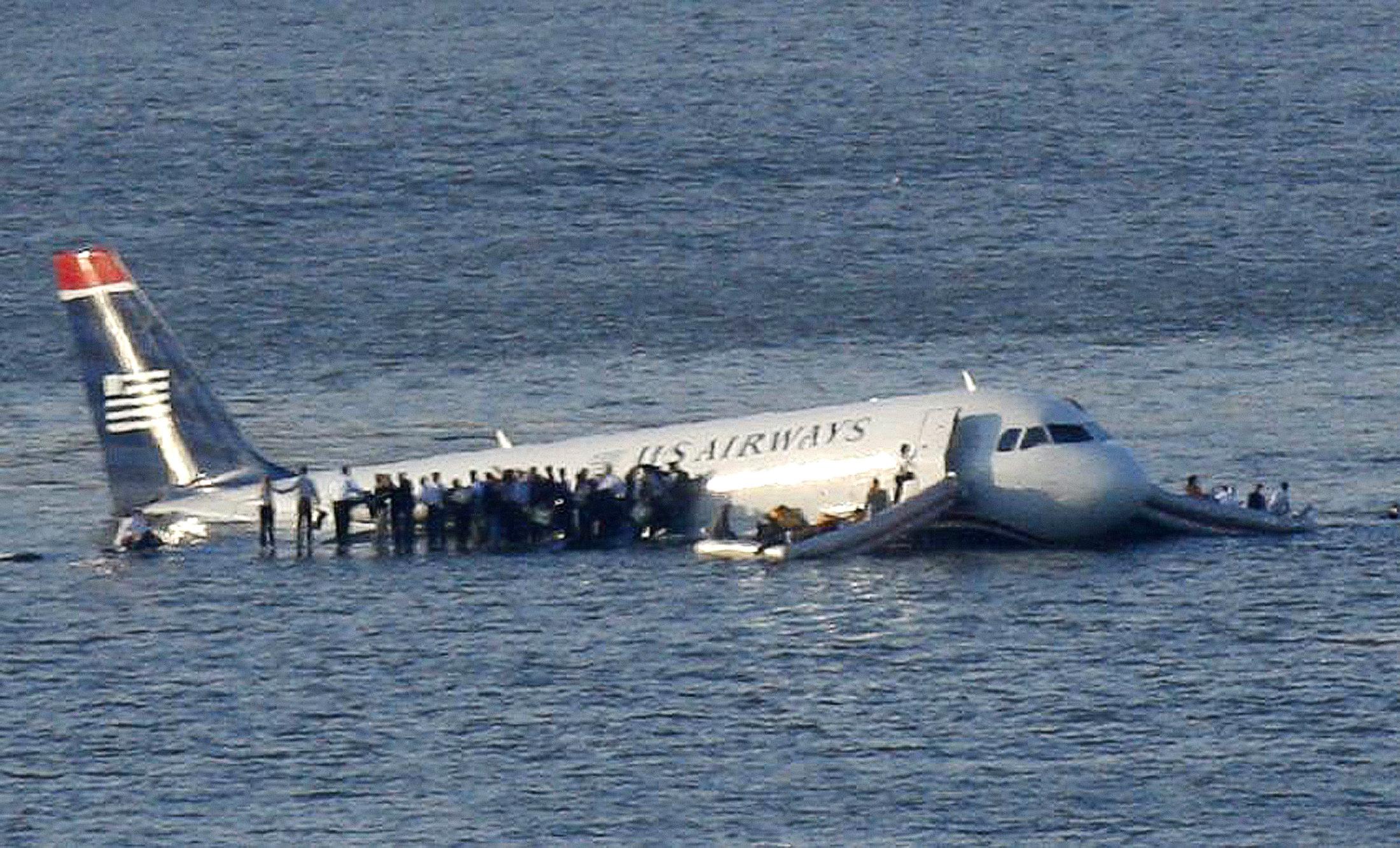 Посадка, ставшая известной как «Чудо наГудзоне», 2009 год