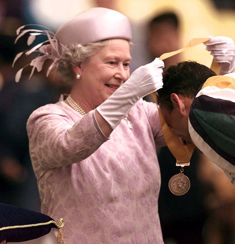 Елизавета II вКуала-Лумпуре
