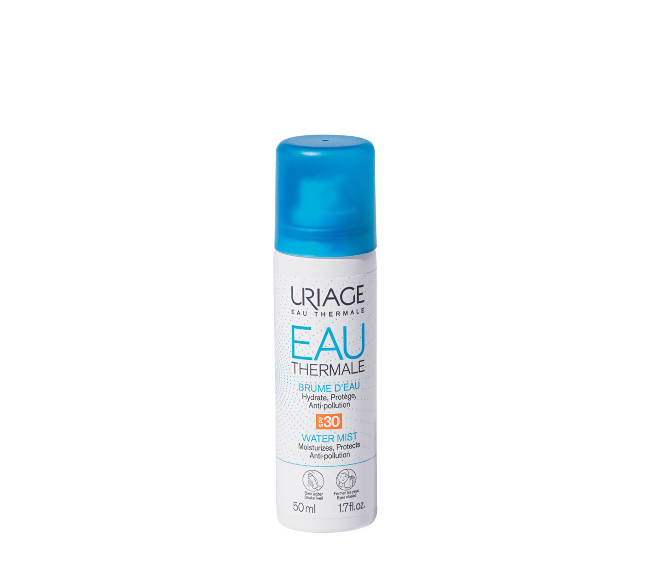 Солнцезащитная термальная вода, Uriage