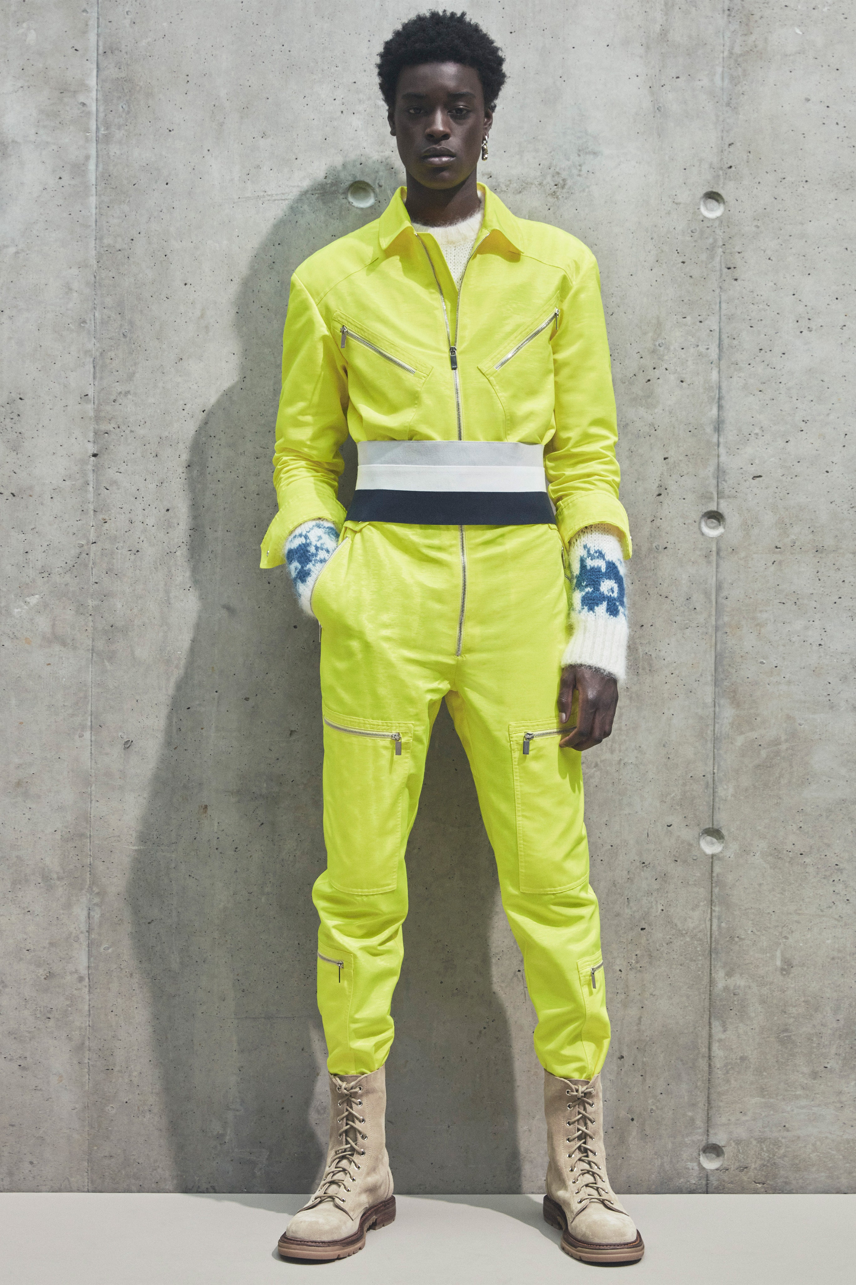 Dior Homme весна-лето 2021